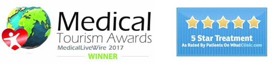 medical tourism awards 5 star